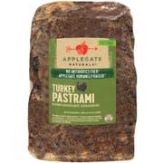 Applegate Natural Pastrami Turkey, 5.5 Pound -- 2 per case.