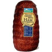 Farmland Water Added Virginia Smoked Ham, 13.1 Pound -- 2 per case.