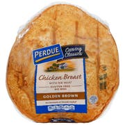 Perdue Carving Classics Golden Brown Oven Roasted Chicken Breast, 5 Pound -- 2 per case