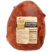 Foster Farms Signature Carving Roasted Turkey Breast with Salsa Rub, 5 to 7 Pound -- 2 per case.