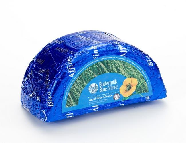 Buttermilk Blue Bleu Affinee Wheel Cheese, 3 Pound -- 2 per case.