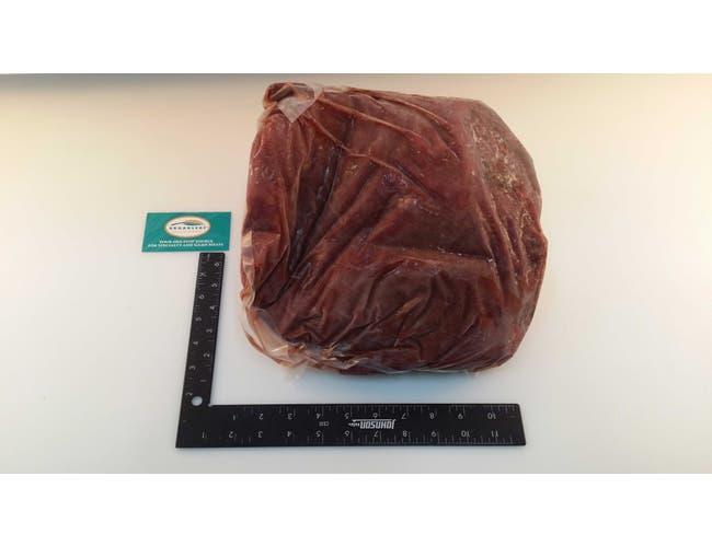 Nihau Top Round Cap Off Eland Antelope, 12 Pound -- 2 per case.