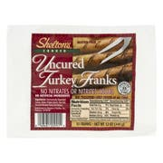 Sheltons Poultry Turkey Frank, 12 Ounce -- 6 per case.