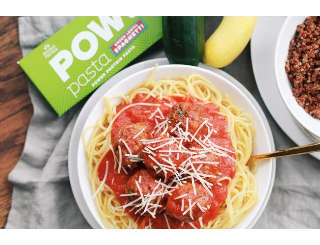 Ancient Harvest Organic Green Lentil Spaghetti and Quinoa Supergrain Pasta, 8 Ounce -- 6 per case.