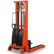 Ballymore Semi Electric Adjustable Base Legs Stacker, 2200 Pound -- 1 each.