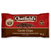 Chatfields Carob Chips, 12 Ounce -- 12 per case