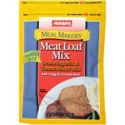 Adolphs Family Size Meat Loaf Seasoning Mix, 2.11 Ounce -- 6 per case