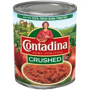 Contadina Crushed Tomatoes, 28 Ounce -- 6 per case.