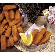 Trident Seafoods Value Fish Breaded Fish Finger, 10 Pound -- 1 each.
