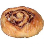 Sara Lee Ultimate Cinnamon Roll, 4.875 Ounce -- 12 per case.