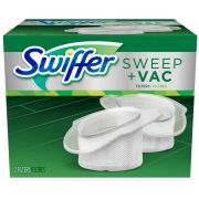 Swiffer Sweep Plus Vac Replacement Filter -- 16 per case.