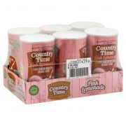Country Time Pink Lemonade Drink Mix, 5.156 Pound -- 6 per case.
