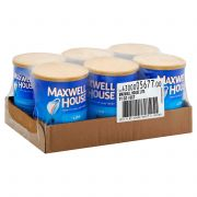 Maxwell House Lite Ground Coffee, 11 Ounce -- 6 per case.
