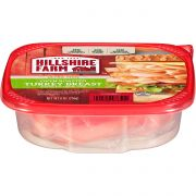 Hillshire Farm Lunchmeat Ultra Thin Oven Roasted Turkey Breast, 9 Ounce -- 9 per case.