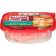 Hillshire Farm Honey Roasted Turkey Breast, 8 Ounce -- 9 per case.