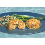New Wave Kaptains Ketch Lobster Cake, 3 Ounce -- 15 per case.