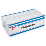 Royal White Heavy Weight Latex Free Hairnet, 28 inch -- 1440 per case.