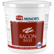 Nestle Minors No Added MSG Bacon Base, 1 Pound -- 6 per case.