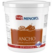 Nestle Minors Ancho Flavor Concentrate, 14.4 Ounce -- 6 per case.