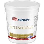 Nestle Minors Concentrate Hollandaise Sauce, 12 Ounce -- 6 per case.