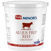 Nestle Minors Beef Au Jus Concentrate, 1 Pound -- 6 per case.