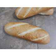 Gonnella Jumbo White Hoagie Roll Dough, 8.5 Ounce -- 30 per case.