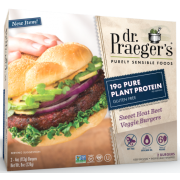 Frozen Veggie Burgers and Sausages   FoodServiceDirect