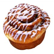 Prairie Whole Big Cinnamon Roll, 6 Ounce -- 24 per case.