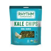Rhythm Superfoods Organic Kool Ranch Kale Chips, 2 Ounce -- 12 per case