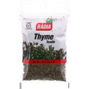Badia Thyme Leaves - Cello Pack, 0.5 Ounce -- 12 per case