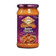 Tone Brothers Patak Butter Chicken Cooking Sauce, 15 Ounce -- 6 per case.