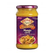Tone Brothers Patak Mango Chicken Cooking Sauce, 15 Ounce -- 6 per case.