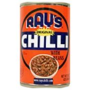 Ray's Original Chilli with Beans, 15 Ounce -- 12 per case