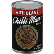 Chilli Man Chilli with Beans, 15 Ounce -- 12 per case