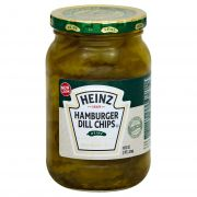 Hamburger Dill Pickle Chips,  16 Ounce --12 Per Case