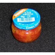 Dromedary Sliced Pimento - 2 oz. glass jar -- 24 jars per case.