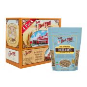 Bobs Red Mill Old Fashioned Regular Rolled Oats, 14 Ounce -- 4 per case.