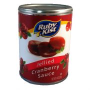 Sauce Cranberry Jellied 24 Case 16 Ounce