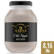 Maille Old Style Mustard, 1 Gallon -- 4 Per Case
