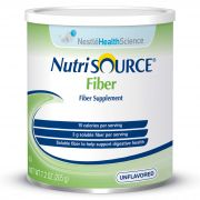 Nestle Nutrisource Soluable Fiber Powder, 7.2 Ounce Canister -- 4 per case.
