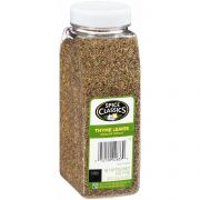 Spice Classics Whole Thyme Leaves, 6 Ounce -- 6 per case.