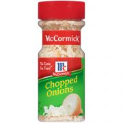 Mccormick Seasoning Chopped Onion, 3 Ounce -- 12 per case.