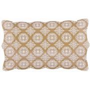 Hoffmaster Simply Baked Printed Gold Vintage Buffet Tray, 4 1/2 x 9 inch -- 100 per case.