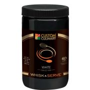 Custom Culinary Whisk and Serve White Sauce Mix, 38 Ounce -- 4 per case.