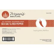 Wynns Grain and Spice Sea Salt and Red Pepper, 26 Ounce -- 6 per case.