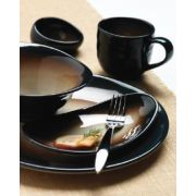 World Tableware Pebblebrook Tiger Coupe Plate, 9 inch -- 12 per case.
