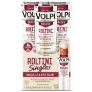 Volpi Roltini Singles with Spicy Salami Pork - Display Ready Carton, 1.5 Ounce -- 24 per case.