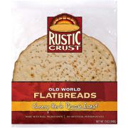 Rustic Crust Cheesy Herb Pizza Crust, 12 inch -- 8 per case.