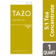Tazo Iced Tea Concentrate 5:1 Zen Green, 32 ounce -- 6 per case