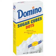 Domino Sugar Cubes Dots Packets,1 Pound -- 12 per case.